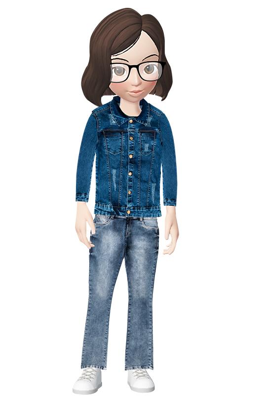 Bracket Jeans